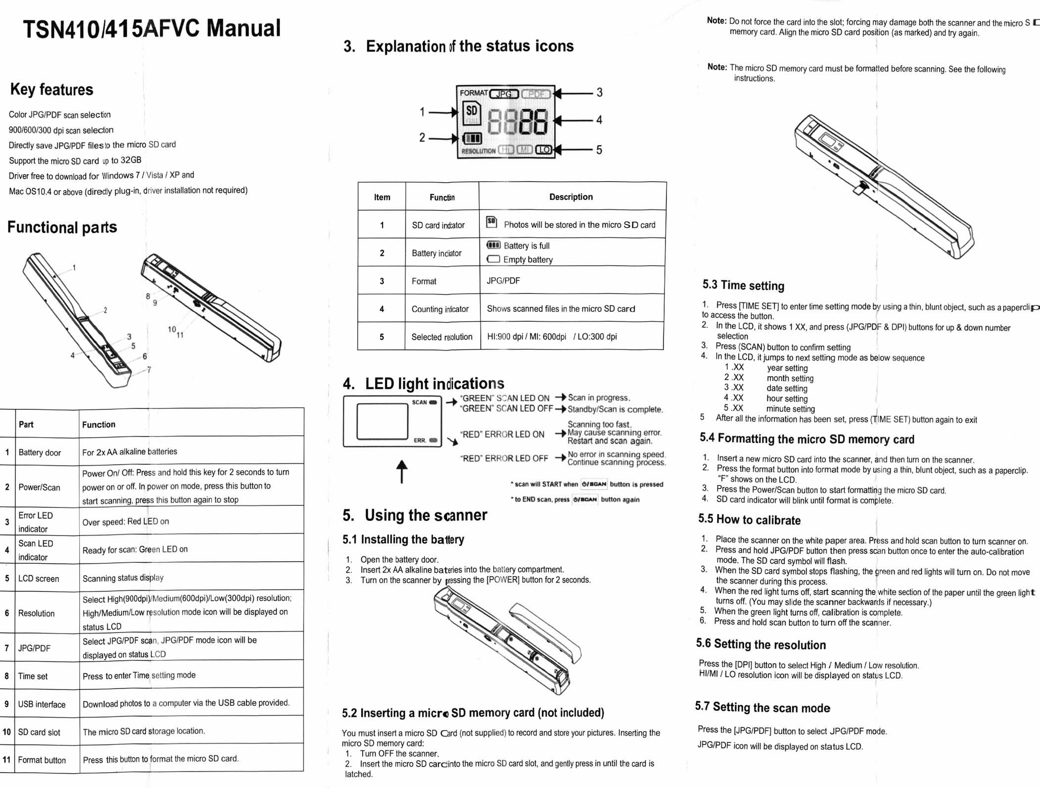 Инструкция к Скайпикс