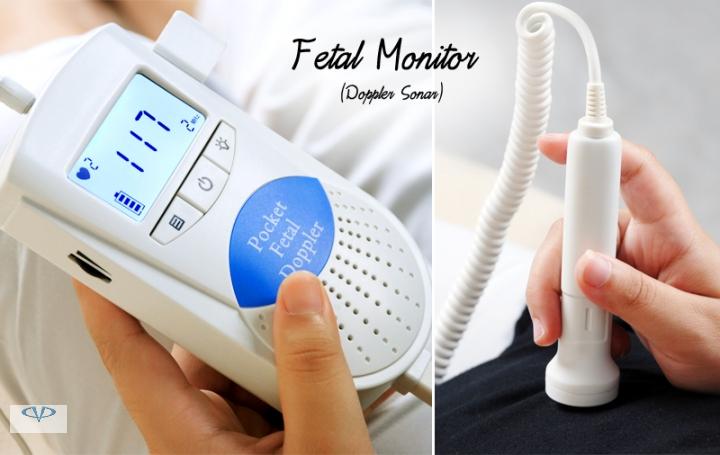 Приборы для измерения сердцебиения плода в домашних условиях